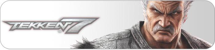 Heihachi in Tekken 7 stats - Characters, teams and more
