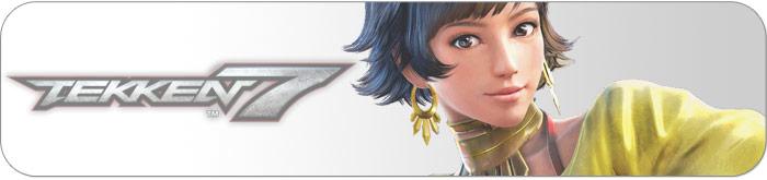 Josie in Tekken 7 stats - Characters, teams and more
