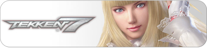 Lili in Tekken 7 stats - Characters, teams and more