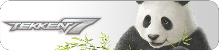 Panda in Tekken 7 stats - Characters, teams and more