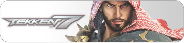 Shaheen in Tekken 7 stats - Characters, teams and more