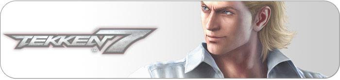 Steve in Tekken 7 stats - Characters, teams and more