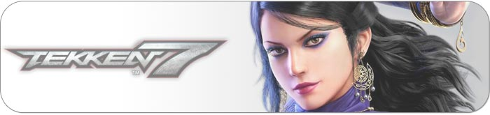 Zafina in Tekken 7 stats - Characters, teams and more