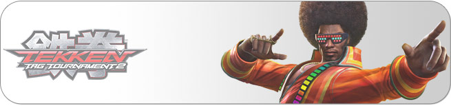 Tiger Jackson in Tekken Tag Tournament 2 stats - Characters, teams and more