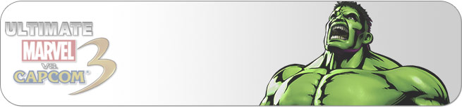 Hulk in Ultimate Marvel vs. Capcom 3 stats - Characters, teams and more